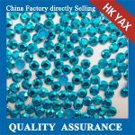 Quality china manufacture hot fix motif design aluminium rhinestuds for accessory garment jx0821 for sale