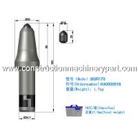 Buy cheap Hard Rock Drill Bits Coal Cutter Bits High Toughness Wearable BSR175 product