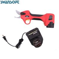 Buy cheap 25mm Battery Power Pruners Cordless Electric Scissors Electric Pruning Shears from wholesalers