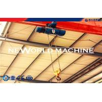 Quality Heavy Lifting Machine Green Electric Wire Rope Hoist 380 V 10t 15m for sale
