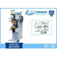 Quality AC Pneumatic Spot Welding Machine HWASHI Stainless Steel Teapot Sieve Spot Applied for sale