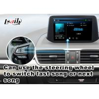 Buy Android 6.0 GPS navigation video interface for Mazda 3 Sedan 2014-2018 Google play store/wifi at wholesale prices