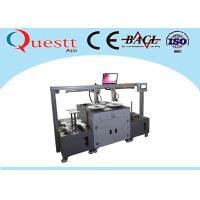 Quality Saw Blade Automatic Loading and unloading Fiber Laser Marking Machine System 30W for sale