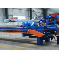 Quality Pure Food Grade Polypropylene Industrial Filter Press For Liquid Solid Separation for sale