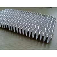 Quality Aluminium 3003 plate fin heat exchanger fins , Extend cooling surface with Great efficiency for sale