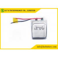 Quality CP502225 450mah Ultra Thin Battery Lithium Primary LIMNO2 Type 10 Years Self Life for sale