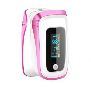 Quality 250bpm Oled Screen SpO2 Digital Fingertip Pulse Oximeter for sale