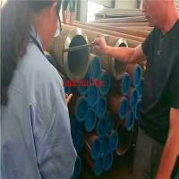 Quality Junde steel pipe company have 3 seamless steel pipe produce line for sale