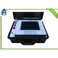 China Automatic Current And Potential Transformer Test Instrument CT PT Analyzer on sale
