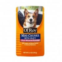 Buy Recyclable Bottom Gusset Bags Retort Pouch Packaging for Dog Food at wholesale prices