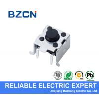 China 0.25 mm Travel Right Angle Tactile Switch SMD Momentary Switch For PC Board on sale