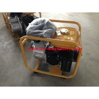 Quality 3 inch self-priming gasoline water pump with 5hp robin EY20 manufacturer for sale