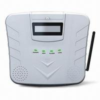 Quality Wireless Two-way Transmitter Home Security System with 16 x 2 LCM Display and Built-in Siren for sale