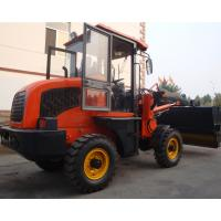 China Hot Sale Wheel Loader With Sweeping tools on sale
