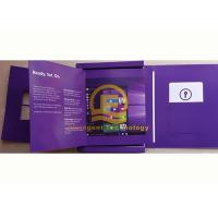 Quality Customized Windows 8.1 Pro License Key DVD Pack Software Full Version French Language for sale