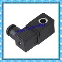 China Customized 10W Pulse Solenoid Valve TURBO Coil DIN43650A with 3 Pin on sale