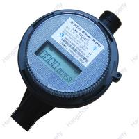 Quality Electronic Amr Water Meter / Lcd Drinking Water Flow Meters for sale
