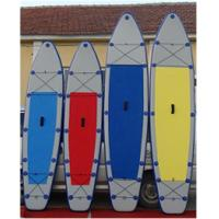 Quality Lightweight Inflatable Stand Up Paddle Board , Inflatable Surf Sup Tearproof for sale