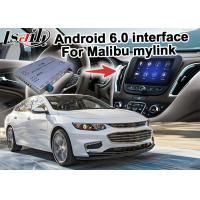 Quality Chevrolet Malibu (CUE) car mirror link android  Video Interface box WIFI cast screen for sale