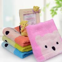 Quality cotton and bamboo fiber hand towels for sale
