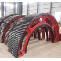 Quality Big Spur Gear Price Larget Reduction Spur Gear Customized Big Size Forging Alloy Steel Herrigbone Gear for sale