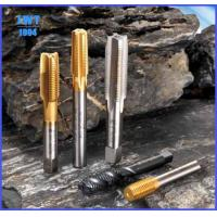 Quality ISO hss machine taps threading tool -Professional manufacturer for sale