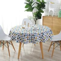 Quality Simple and generous rural style home dining table cloth restaurant restaurant rectangular picnic checkered tablecloth for sale