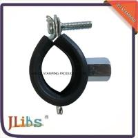 Quality Iron Steel Pipe Clamp Fittings , Standard Quick Clamp Tube Fittings for sale