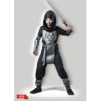 Quality Combat Ninja Cowboy Fancy Dress , Superhero Kids Halloween Costumes for sale