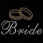 Quality Ring fix rhinestone transfer motif, high brightness for sale