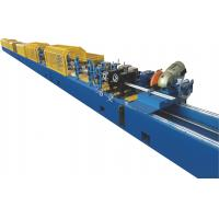 Quality Insulated Rolling Shutter Making Machine With Double Head Uncoiler for sale