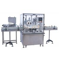 Buy Coconut Oil Filling Edible Oil Packing Machine Automatic Bottled Compact Structure at wholesale prices