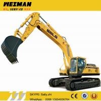 Quality Brand new Heavy construction equipment SDLG crawler excavator LG6400E adopting VOLVO technology  for sale for sale