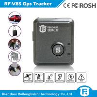 China smart mini gps vehicle tracker with free app for iOS Android on sale