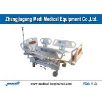 Quality Electric Hospital Intensive Care Bed With Extensive Foot Section for sale