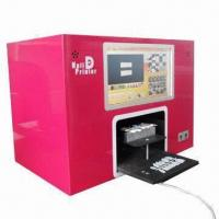 Quality Flowers and Digital Nail Art Printer with Built-in PC Touchscreen 10.2 Inches, Factory Supply for sale