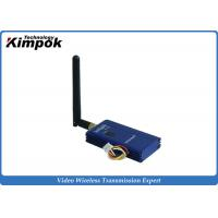 Buy cheap Long Range FPV Video Transmitter , Wireless Video Sender with 2000m Distance product