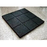 Quality premium sport court tiles(rubber material) for sale