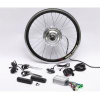 """Quality 26"""" Alloy Rim Off Road Electric Bike Conversion Kit With Bottle Type Lithium Battery for sale"""