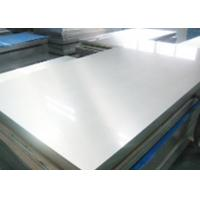 Quality Anti Acid 904l Stainless Steel Plate , SS Steel Plate For Pressure Vessel for sale