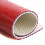 Quality Custom Made Indoor Sport Court Flooring / Colored Sheet Vinyl Flooring for sale