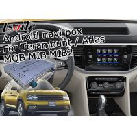 Quality Video Interface GPS Navigation Device Google Map For Volkswagen Teramont Atlas for sale