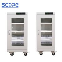 Buy cheap LED Display Dry Cabinet For Electronic Components 160L Medium 20% - 60%RH from wholesalers
