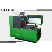 Quality 7.5-22KW Diesel Fuel Injection Test Equipment , Fuel Injection Pump Tester 12PSDW for sale