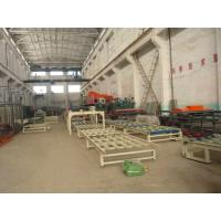 Quality Magnesium Oxide Board Production Line with Double Drive Double Roller Extruding for sale