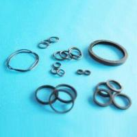 Quality Rubber Parts for Automotive and Electronic Components, Available in Various Shapes and Sizes for sale