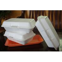 Quality Disposable Take Away Food Box Making Machine For Packing Snack Food for sale