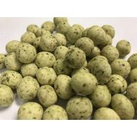Buy cheap Crispy Seaweed Coated Wasabi Flavor Green Peas Snack With Health Certificate from wholesalers