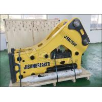 Quality Cat330 Excavator Jack Hammer Rock Drilling Machine SB121 High Efficiency for sale