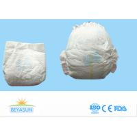 China Deep Sleep Baby Girl Diaper , Mini Pack Non Toxic Disposable Diapers on sale